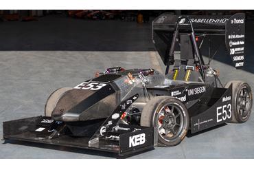 KEB  & Carros de corrida