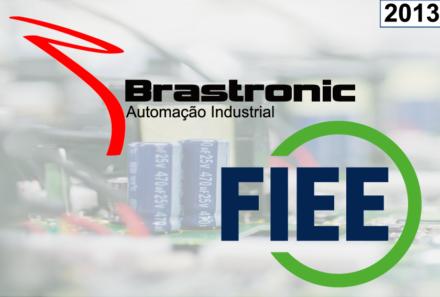 FIEE 2013- Feira Internacional da Indústria Elétrica, Eletrônica, Energia e Automação